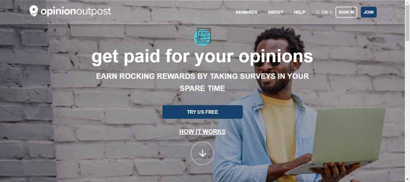 Take part in surveys for money today