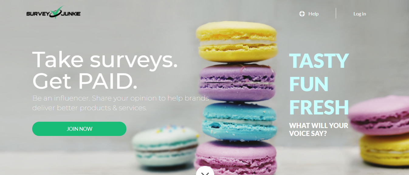 Legitimate paid online surveys