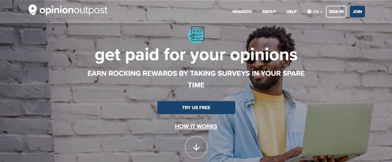 Legitimate paid survey sites online