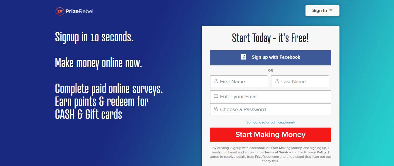 Legitimate survey sites that pay the most money