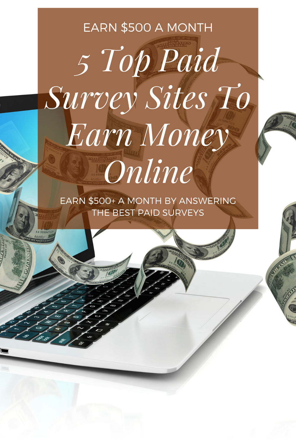 5 Top Paid Survey Sites To Earn Money Online