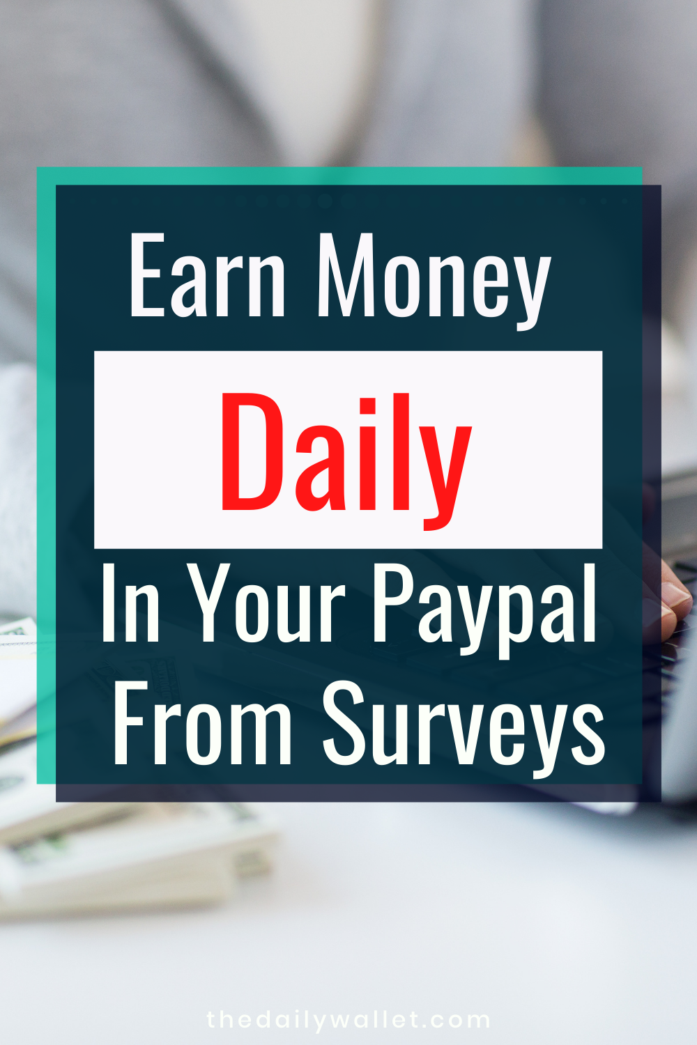 surveys that pay daily